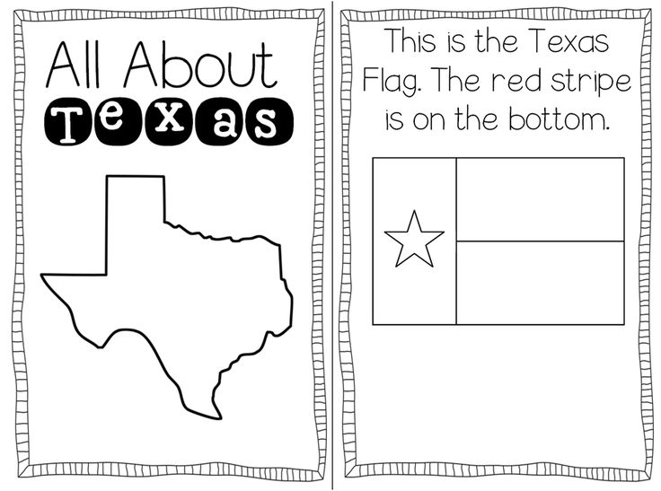 best texas coloring book images on pinterest