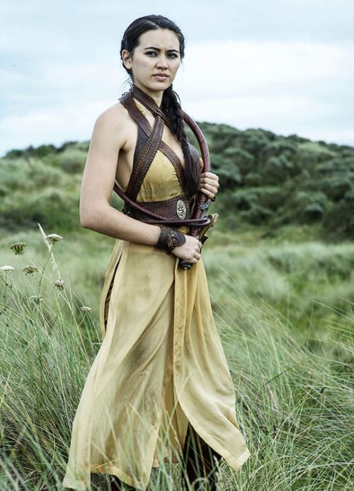 Jessica Henwick In Game Of Thrones 2011 X Nymeria