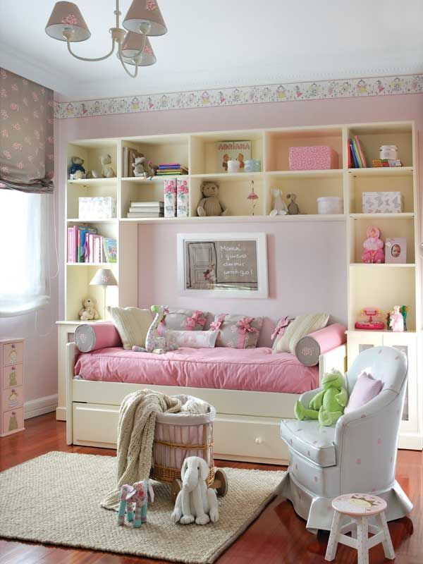 22 Cool Toddler Girl Room Ideas | Decorative Bedroom