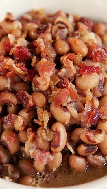 The best part is that they are super easy! This starts with canned black-eyed peas and adds tons of great