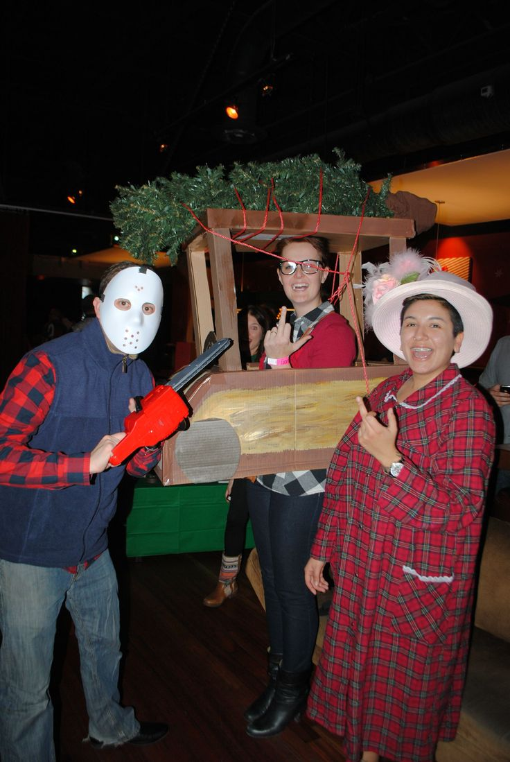 Work Christmas Vacation Party Costume Cars, The o'jays