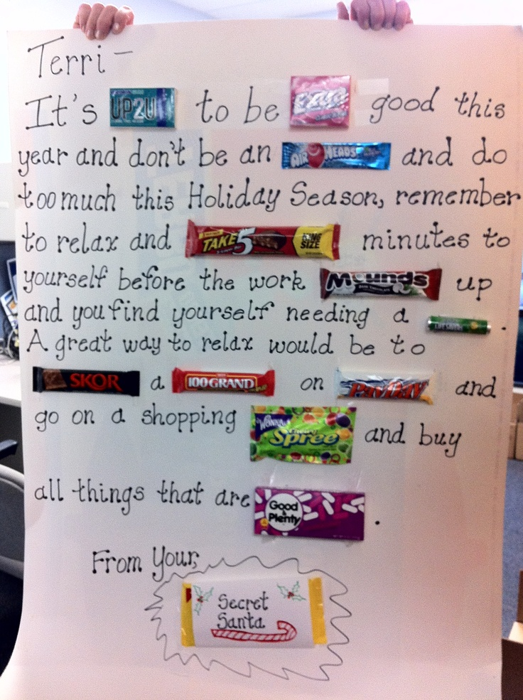 Candy bar letter. Candy bar letters Pinterest Candy