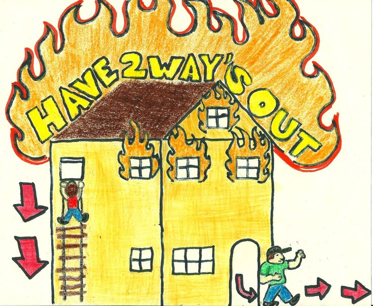 Fire Safety 2012 Fire Safety Poster Contest Winners