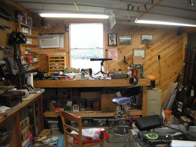 1000 Images About Gun Work Bench On Pinterest
