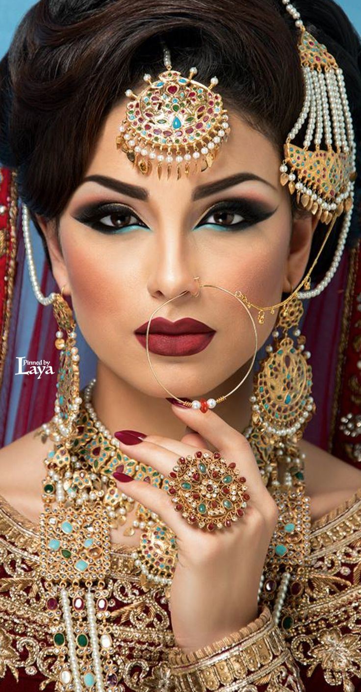 Worst makeup mistakes on your wedding indian bridal diaries - Worst Makeup Mistakes On Your Wedding Indian Bridal Diaries 2