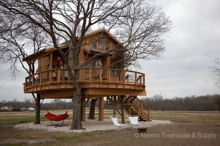 Nelson Treehouse And Supply Farmhouse Treehouse Treehouses Pinterest Trees A Tree And