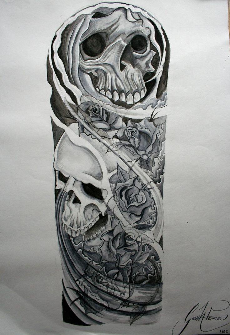 Good Sleeve Tattoos Best Tattoos For Men Tatueringar