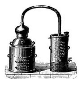 Image result for icon pot still