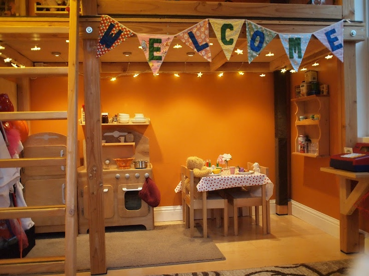 cute dramatic play area Children's environments