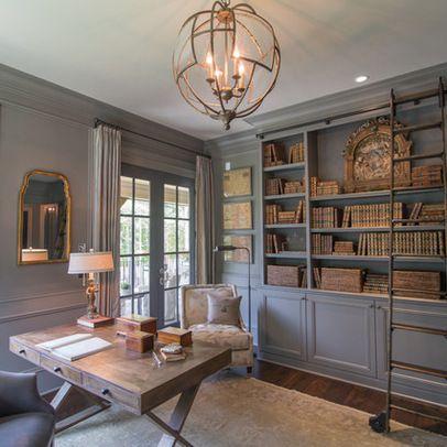Rolling Ladder Custom Cabinet And Bookcase Design Blog