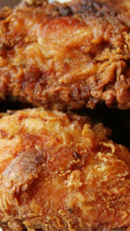 Almost Famous Fried Chicken ~ This is some OUTSTANDING chicken… The buttermilk marinade is what make