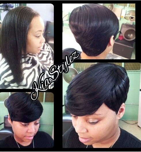 Short Hairstyles Weave Piece Quick 28
