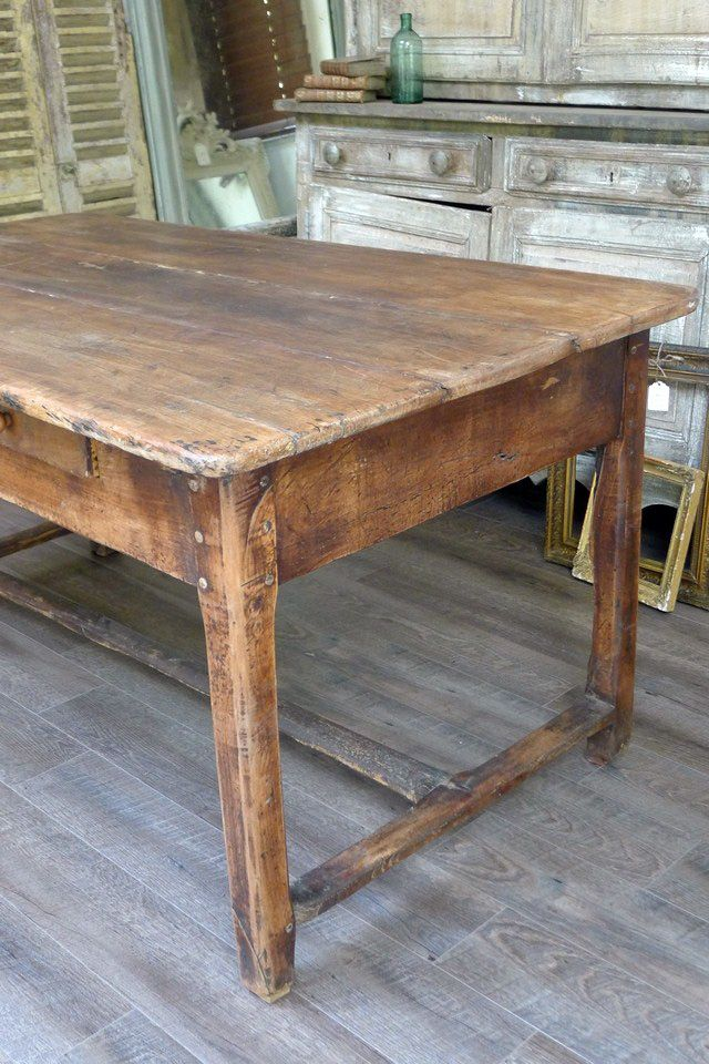 Table....just right! Homestead Finds Pinterest