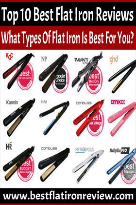 Best Flat Iron Hair Straighteners Reviews Are One Stop