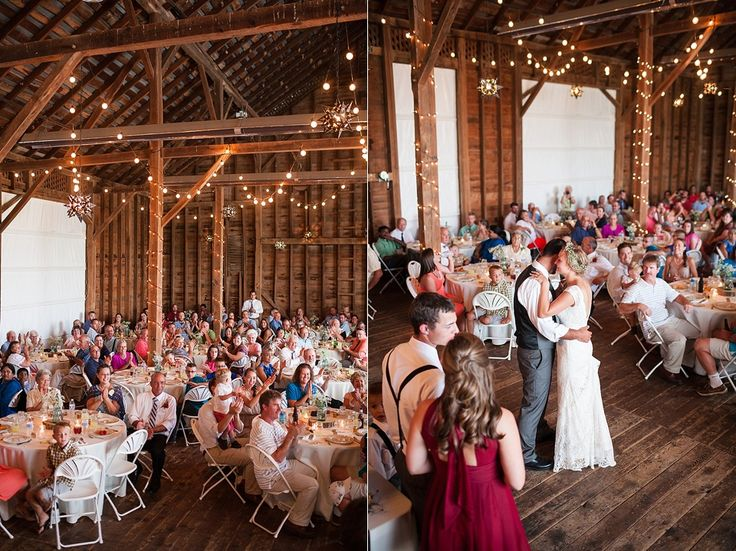 Jessica Stuart Shenandoah Valley Wedding at Spring