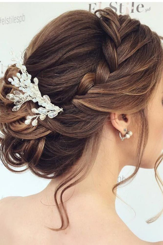 Bridesmaid Updo Hairstyles For Long Hair Page 1