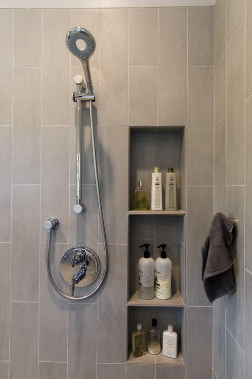 Great Contemporary 3/4 Bathroom - Zillow Digs