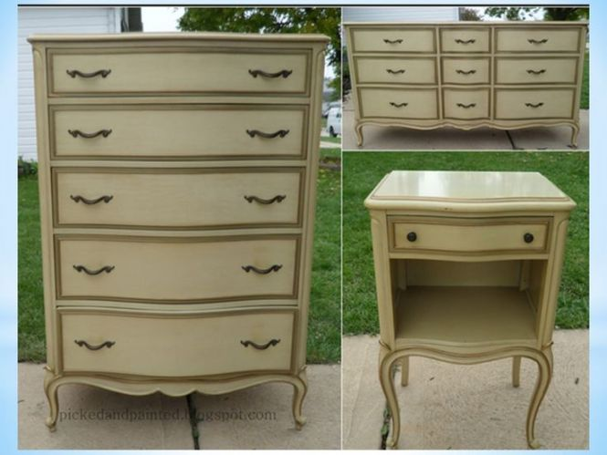 Painting Laminate Or Formica Tops Of Dressers Paint French Provincial Furniturefrench