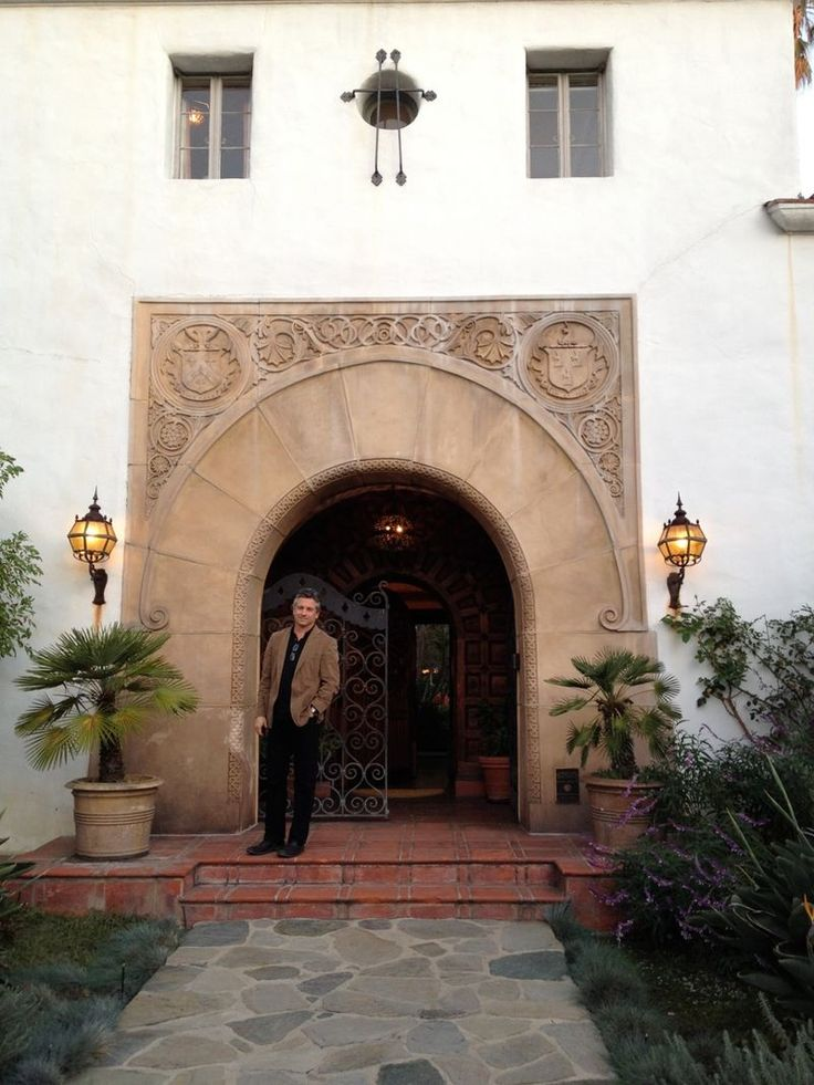 90 Best Images About Spanish Colonial Revival On Pinterest