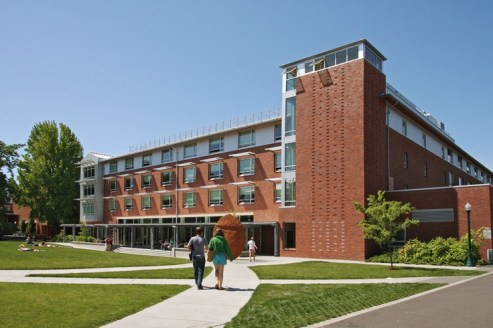 The Ultimate Ranking Of Freshman Dorms at The University of Oregon ...