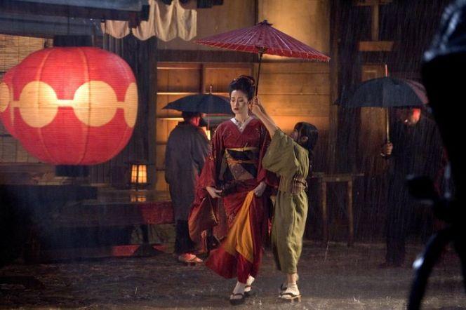 """""""Memoirs of a Geisha"""" - Hatsunomo:"""