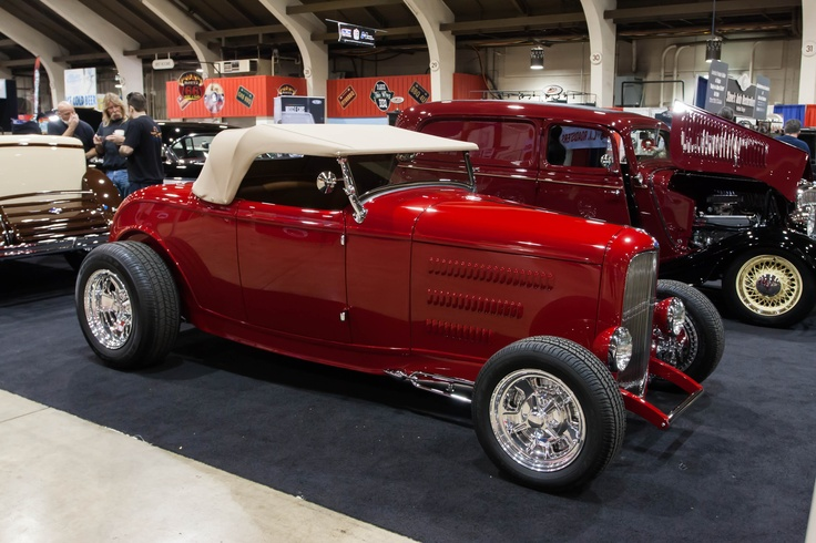 1932 Ford Roadster at the 2013 Grand National Roadster