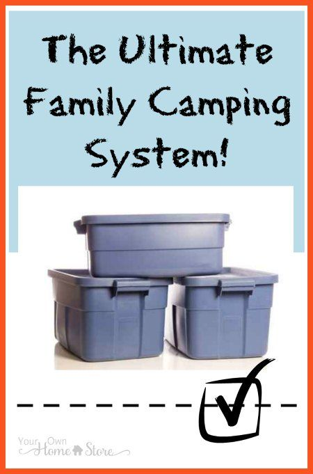 Love to camp, but find it too stressful, especially with kids? Printable camping lists will reduce your stress so you can enjoy