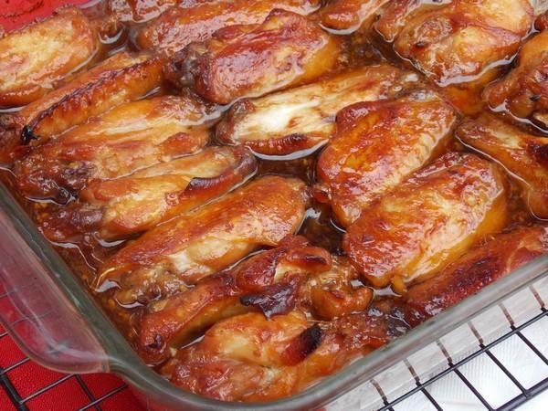 Caramelized Baked Chicken L