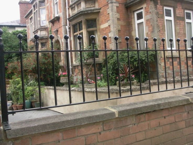 9 Best Images About Railings Front Light Well On Pinterest