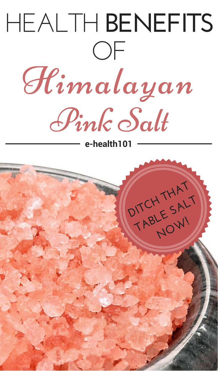 Health Benefits Of Himalayan Pink Salt – Himalayan salt is mined from deep inside the Himalayan Mountains. It has a much milder