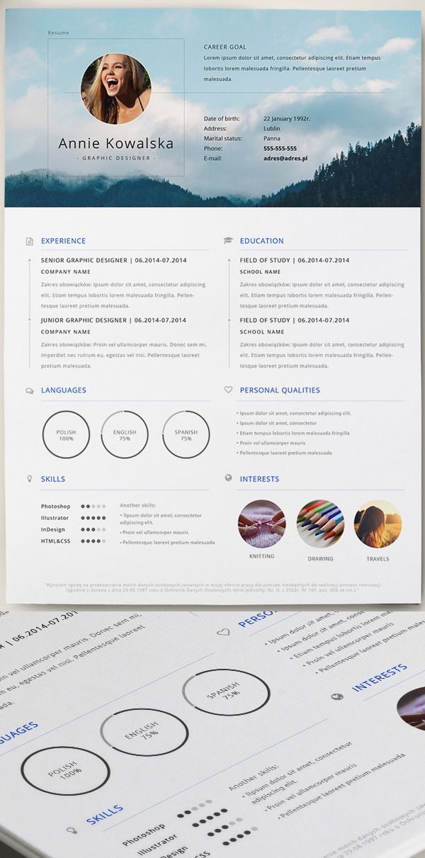 1000 ideas about resume cv on pinterest cv format resume and