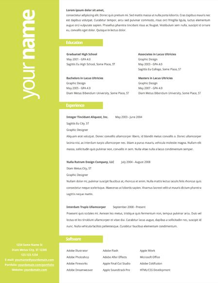 resume cv café voorbeelden pinterest resume resume layout