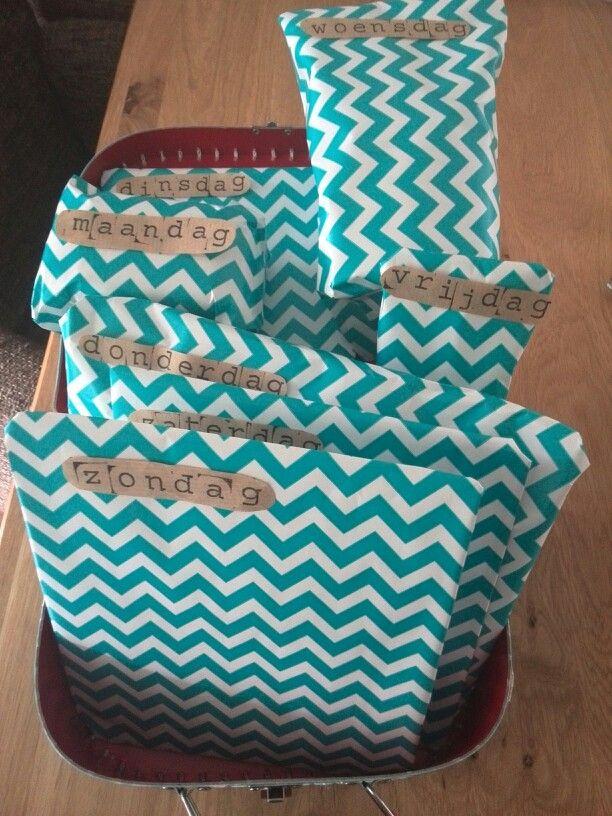 Week Kraampakket Voor De Grote Broer Zwangerschaps Of