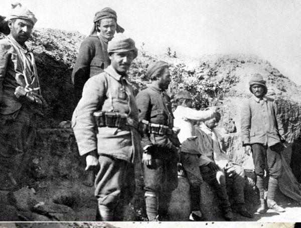 Turkish President 1915