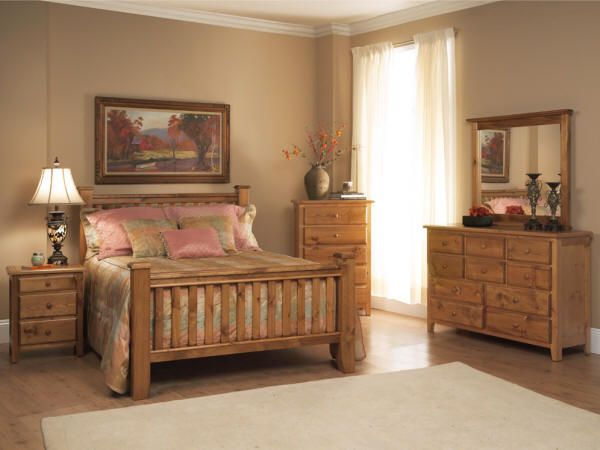 Bedroom Furniture Pine Coventry Solid
