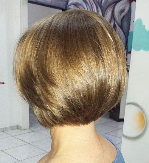 25 Best Ideas About Layered Bob Haircuts On Pinterest