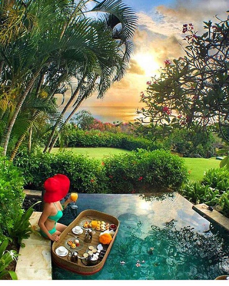 """AYANA Resort & Spa, Luxurious 78 private pool villas"