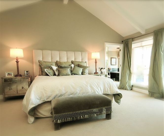 25 Best Ideas About Green Bedroom Decor On Pinterest Painted Rooms Olive Walls And Bedrooms
