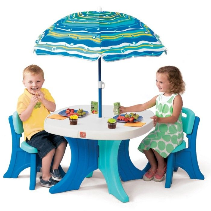 17 Best Images About Picnic Tables For Kids On Pinterest