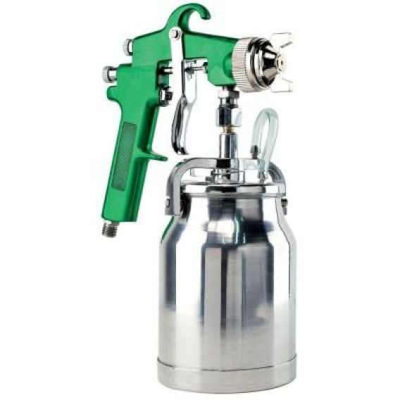Suction feed system paint gun