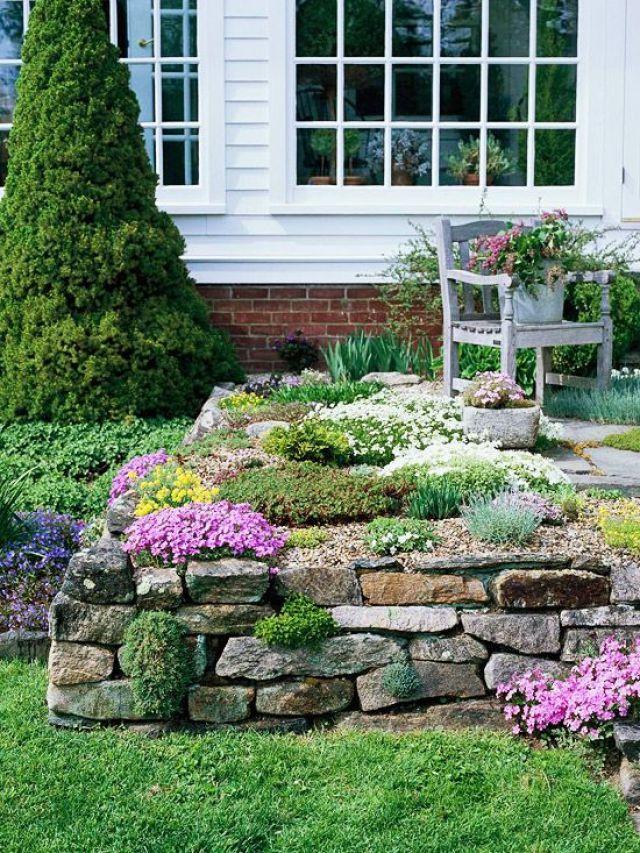 Come piantare tra le rocce guida giardino - Giardini di montagna ...