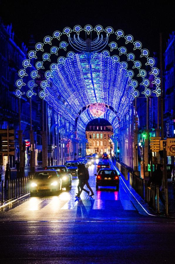 Christmas Lights Lille, France Christmas Pinterest