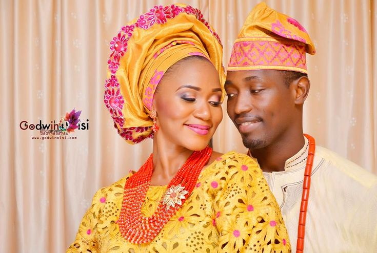 45 Best Images About Yoruba Traditional Wedding Pictures