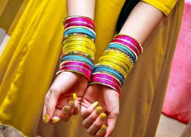 Image result for Indian culture of bangles