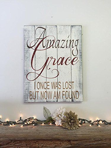 Christian Wall Art Farmhouse Chic And Rustic Wood Signs