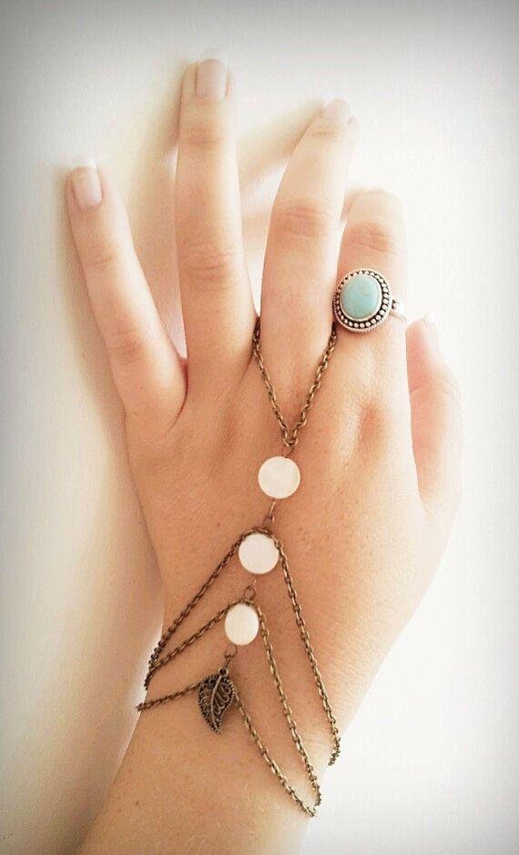 Slave Bracelet Boho Hand Bracelet