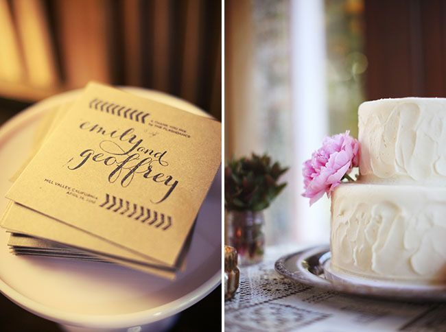 A Cupcakes And Cashmere Wedding: Emily + Geoffrey