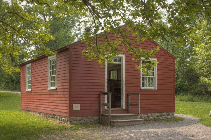 Schoolhouse, Genesee Country Village & Museum The