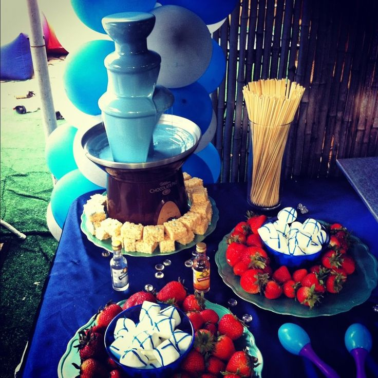 25 Best Images About Dessert Chocolate Fountain On