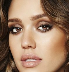 makeup for brunettes with brown eyes | Decorativestyle.org